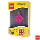 LGL-KE3G - LEGO Led Lighting - LEGO Chaveiro Piscapisca Rosa PQ