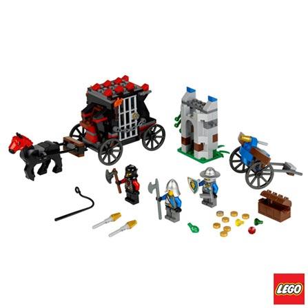 70401 - LEGO Castle - Fuga Dourada, Não se aplica, A partir de 06 anos, 199, 03 meses, Lego