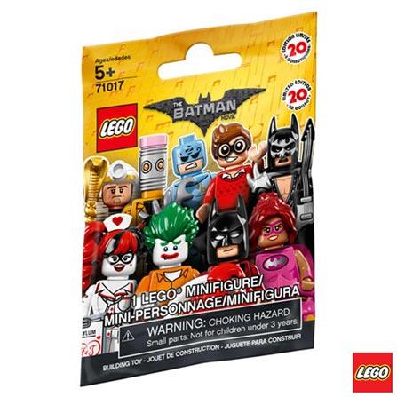 71017 - Minifiguras LEGO - Batman Movie, Não se aplica, A partir de 05 anos, 7, 03 meses, Lego