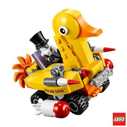 70909 - LEGO Batman Movie - A Invasao a Batcaverna, Não se aplica, A partir de 08 anos, 03 meses, Lego