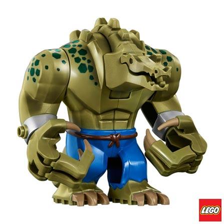 70907 - LEGO Batman Movie - O Carro de Reboque do Crocodilo, Não se aplica, A partir de 08 anos, 03 meses, Lego