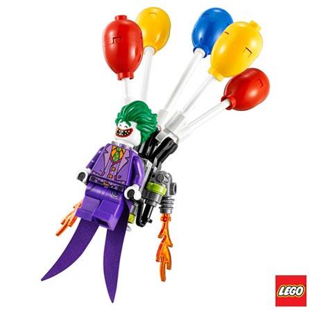 , Não se aplica, A partir de 06 anos, 124, 03 meses, Lego