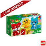 10858 - LEGO Duplo -  O Meu Primeiro Quebra-Cabeças com Animais de Estimação