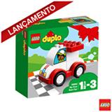 10860 - LEGO Duplo - O Meu Primeiro Carro de Corrida