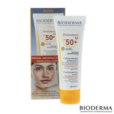Protetor Solar Facial Bioderma FPS 50 Photoderm M 40ml