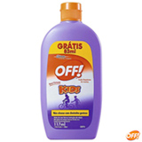 Repelente Kids Johnson Off 200ml