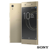 """Xperia™ XA1 Ouro Sony com Tela de 5"""", 4G, 32GB, Câmera de 23MP e Câmera Frontal de 8MP"""