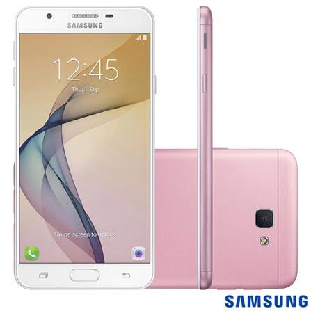 , Rosa, Acima de 4'', Sim, 12 meses, Android, Sim, Quad Core 1.4 GHz, Sim, Sim, Wi-Fi + 4G, 13.0 MP, Sim, 32 GB, 5'', 2, Não, Galaxy J5, Webfones