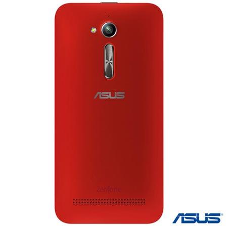 , Bivolt, Bivolt, Vermelho, Acima de 4'', 12 meses, Android, Qualcomm Snapdragon MSM8212, Sim, Wi-Fi + 3G, 8.0 MP, Sim, 08 GB, 5'', 2, Não, Zenfone GO, Webfones