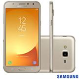 """Samsung Galaxy J7 Neo Dourado, com Tela de 5,5"""", 4G, 16 GB, TV e Câmera de 13 MP"""
