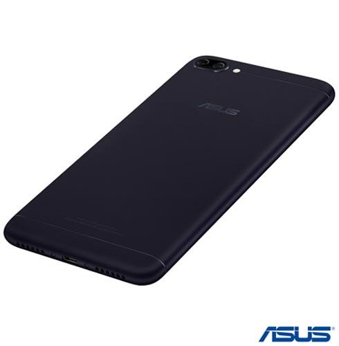 , Preto, Acima de 4'', Sim, 12 meses, Android, Sim, Qualcomm Snapdragon MSM8917, Sim, Sim, Wi-Fi + 4G, 13.0 MP, Sim, 16 GB, 5.5'', 2, Não, Zenfone 4 Max, Webfones