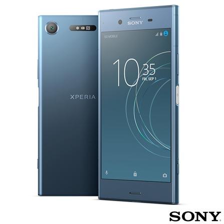 , Bivolt, Bivolt, Azul, Acima de 4'', 12 meses, Android, Qualcomm Snapdragon 835, Sim, Wi-Fi + 4G, Sim, 19.0 MP, 64 GB, 5.2'', 1, Não, Xperia XZ1, Sony