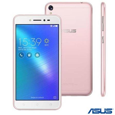 , Rosa, Acima de 4'', Sim, 12 meses, Android, Sim, Qualcomm Snapdragon MSM8928, Sim, Sim, Wi-Fi + 4G, 13.0 MP, Sim, 16 GB, 5'', 2, Sim, Zenfone Live, Webfones