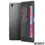 Xperia X Dual Preto Sony com Tela de 5', 4G, 64GB e Câmera de 23 MP