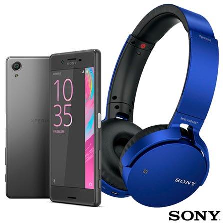 , Não se aplica, Acima de 4'', 12 meses, Android, Qualcomm Snapdragon 650, Sim, Wi-Fi + 4G, Sim, 23.0 MP, 64 GB, 5'', 2, Xperia X, Sony