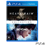 Jogo The Heavy Rain & Beyond Two Souls Collection para PS4