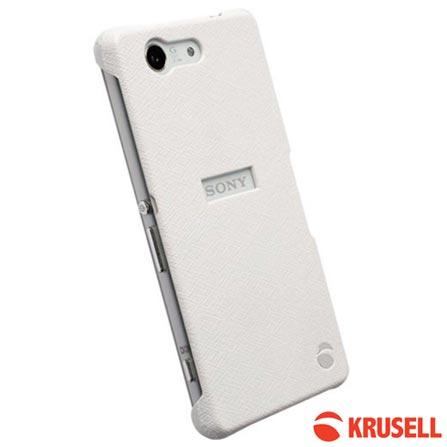 Capa para Xperia Z3 Malmo Branco - Sony, Branco, 03 meses, Sony