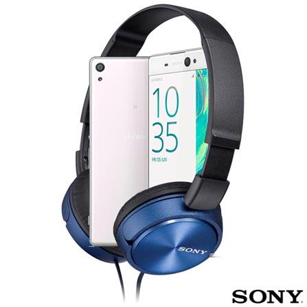 , Branco e Azul, Acima de 4'', 12 meses, Android, Octa Core, Sim, Sim, Wi-Fi + 4G, Sim, 21.5 MP, 16 GB, 6'', 2, Não, Xperia XA Ultra, Sony