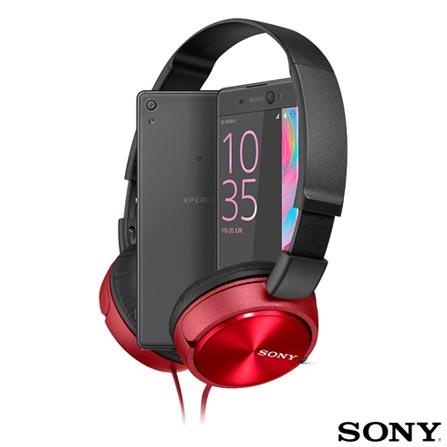 Xperia XA Ultra Preto Sony com Tela de 6