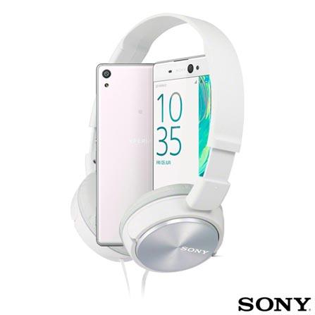 Xperia™ XA Ultra Sony Branco com Tela de 6