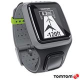 Relogio TomTom Runner Cinza com GPS