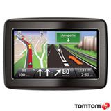 Navegador GPS Tomtom com Tela Touch Screen 5, Reconhecimento de Voz e Modo de Visao 2D e 3D - Via 1535 M Prime