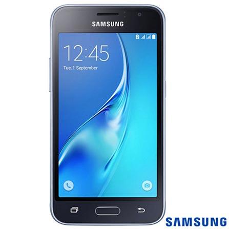 , Preto, Acima de 4'', Sim, 12 meses, Android, Sim, Quad Core 1.2 GHz, Sim, Sim, Wi-Fi + 3G, 8.0 MP, Sim, 08 GB, 4.5'', 2, Não, Galaxy J1, Webfones