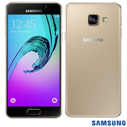 , Bivolt, Bivolt, Dourado, Acima de 4'', Sim, 12 meses, Android, Sim, Quad Core 1.5 GHz, Sim, Sim, Wi-Fi + 4G, 13.0 MP, Sim, 16 GB, 4.7'', 2, Não, Galaxy A3 Duos, Webfones