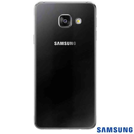 """Samsung Galaxy A3 Dual Preto, com Tela de 4,7"""", 4G, 16 GB e Câmera de 13 MP, Bivolt, Bivolt, Preto, Acima de 4'', Sim, 12 meses, Android, Sim, Quad Core 1.5 GHz, Sim, Sim, Wi-Fi + 4G, 13.0 MP, Sim, 16 GB, 4.7'', 2, Não, Galaxy A3 Duos, Webfones"""