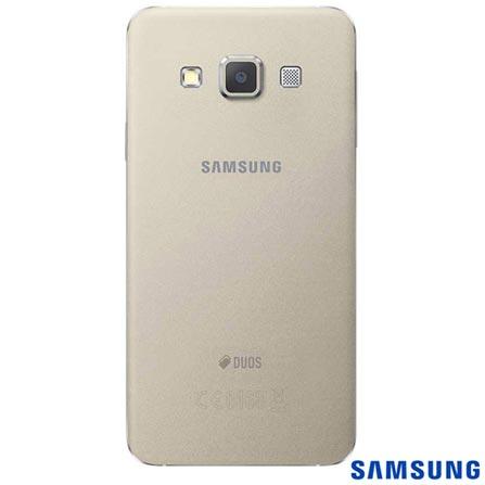 , Bivolt, Bivolt, Dourado, Acima de 4'', Sim, 12 meses, Android, Sim, Quad Core 1.2 GHz, Sim, Sim, Wi-Fi + 4G, 8.0 MP, Sim, 16 GB, 4.5'', 2, Não, Galaxy A3 Duos, Webfones