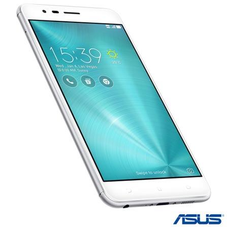 , Prata, 5.5'', Android, Qualcomm Snapdragon 8953, Sim, Wi-Fi + 4G, 12MP + 12MP, 32 GB, 2, Não, Zenfone Zoom S, 12 meses, Asus