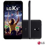 Smartphone LG K9 TV Preto, com Tela de 5', 16 GB e Câmera de 8.0 MP - X210BMW