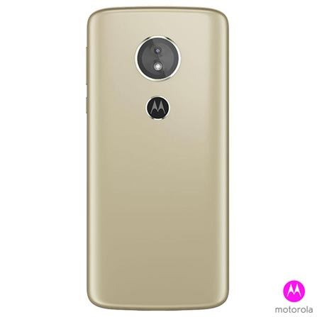 , Dourado, Acima de 4'', 12 meses, Android, Quad Core 1.4 GHz, Sim, Wi-Fi + 4G, 13.0 MP, Sim, 16 GB, 5.7'', 2, Não, Moto E5, Webfones