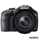 """Câmera Digital Sony A3500 Semiprofissional com 20.1 MP, Tela com 3"""" e Gravação em Full HD - ILCE3500J"""