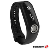 Monitor Cardiaco Fitness TomTom Touch Small Preto com Monitoramento de Massa Corporal 1AT0.001.00