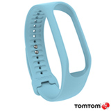 Pulseira Tomtom para Monitor Cardiaco Touch Large Azul