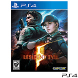 Jogo Resident Evil 5 para PS4