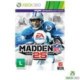 Jogo Madden NFL 25 para Xbox 360