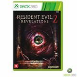 Jogo Resident Evil: Revelations 2 com DLC para Xbox 360