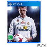 Jogo FIFA 18 para Playstation 4