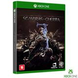 Jogo Terra Média: Sombras da Guerra para Xbox One