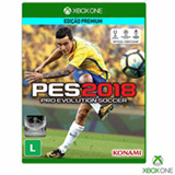 Jogo Pro Evolution Soccer PES 2018 para Xbox One