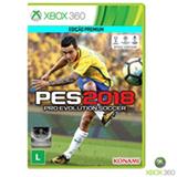 Jogo Pro Evolution Soccer PES 2018 para Xbox 360