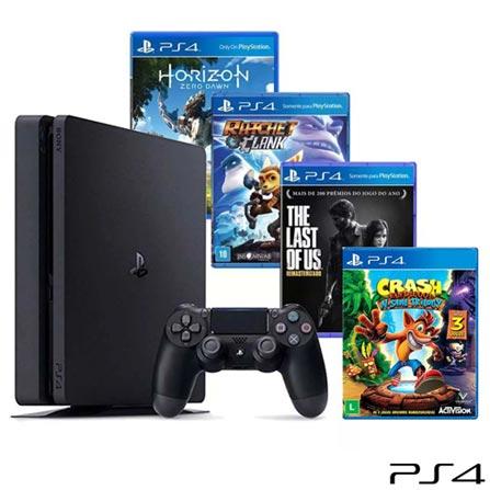 , Bivolt, Bivolt, Não se aplica, 16 anos, Console PS4, PlayStation 4, Português, Português, Aventura e Ação, Blu-ray, 12 meses, Webfones