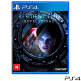 Jogo Resident Evil: Revelations para PS4
