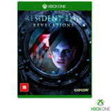Jogo Resident Evil: Revelations para Xbox One