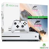 Console Microsoft Xbox One S com 500 GB de HD + Forza Horizon 3