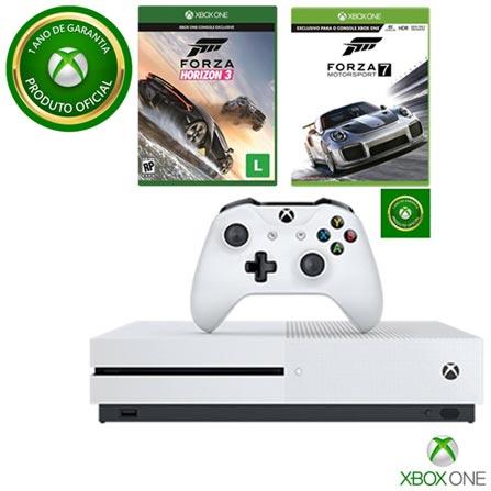 , Bivolt, Bivolt, Não se aplica, Console Xbox One, Xbox One, Não especificado, Não especificado, Corrida, Blu-ray, 12 meses, Webfones