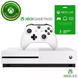 Console Xbox One S 500GB + 3 Meses de Live Gold + 3 Meses de Gamepass