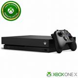 Console Xbox One X 1 TB 4K + Controle sem Fio